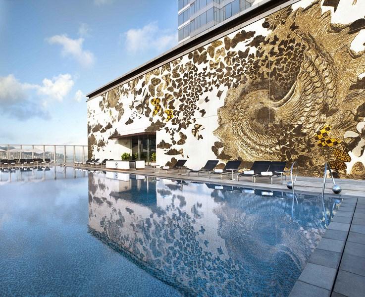 W Hong Kong - WET pool area (Copy)