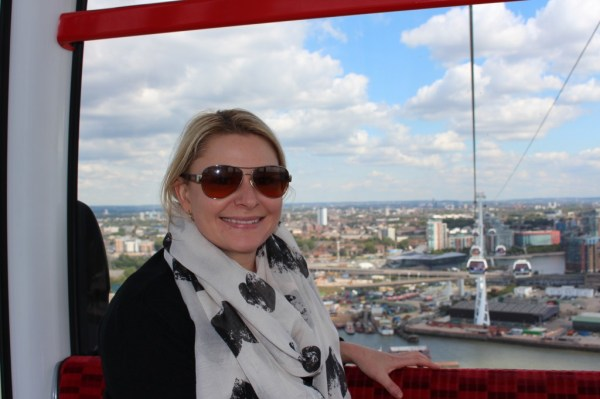 Emirates Air Line London Sarah Blinco