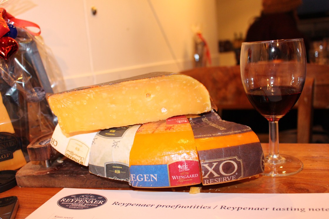 Reypenaer Cheese + Wine Tasting - Sarah Blinco