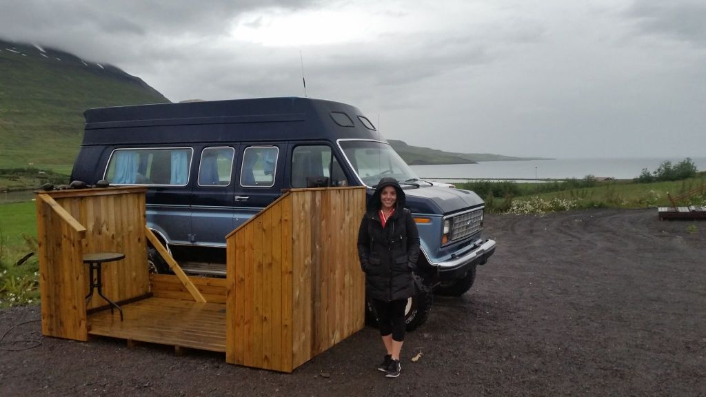 Ryan and Denyka Iceland accommodation airbnb