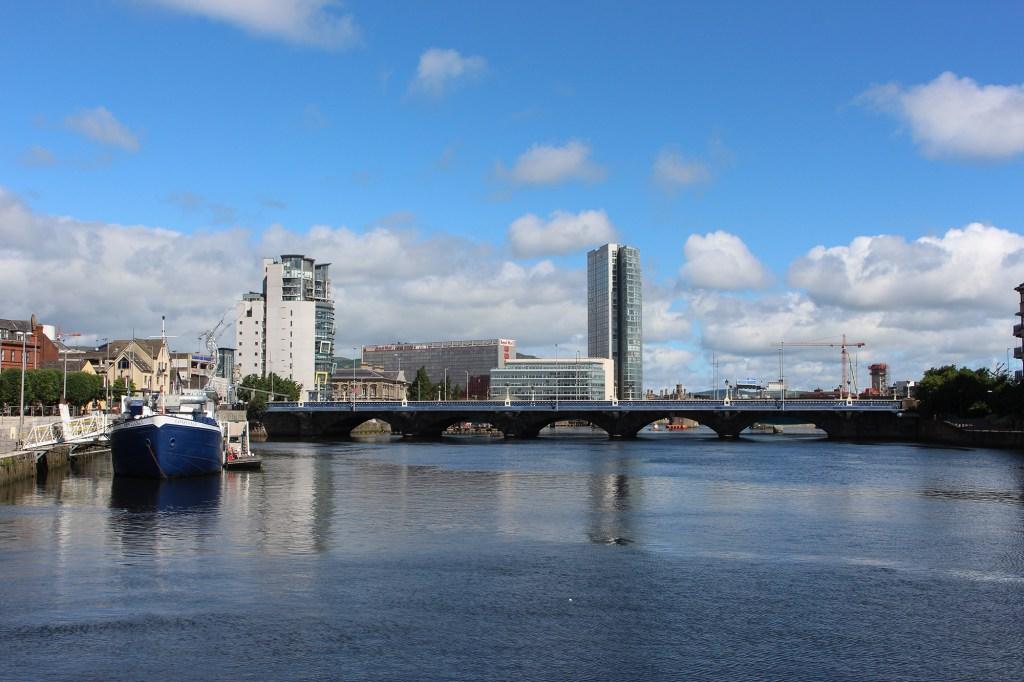 Belfast waterfront Northern Ireland: Belfast city break