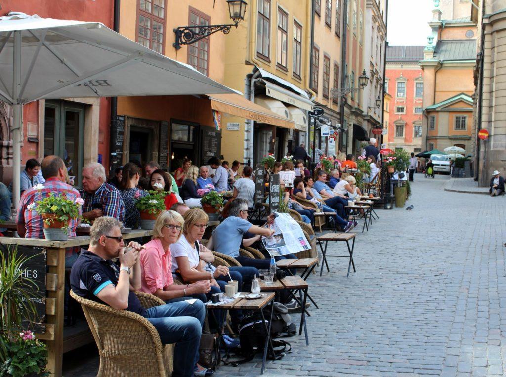 Stockholm Gamla Stan travellivelearn Sarah Blinco