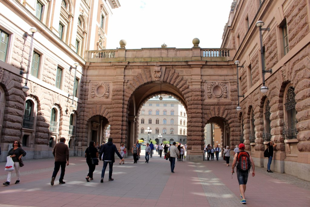 Stockholm old town - 2 days in Stockholm itinerary
