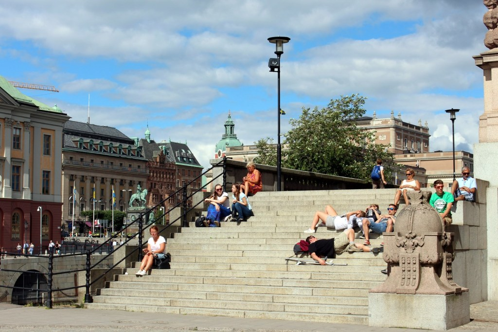 2 days in Stockholm - wander the streets