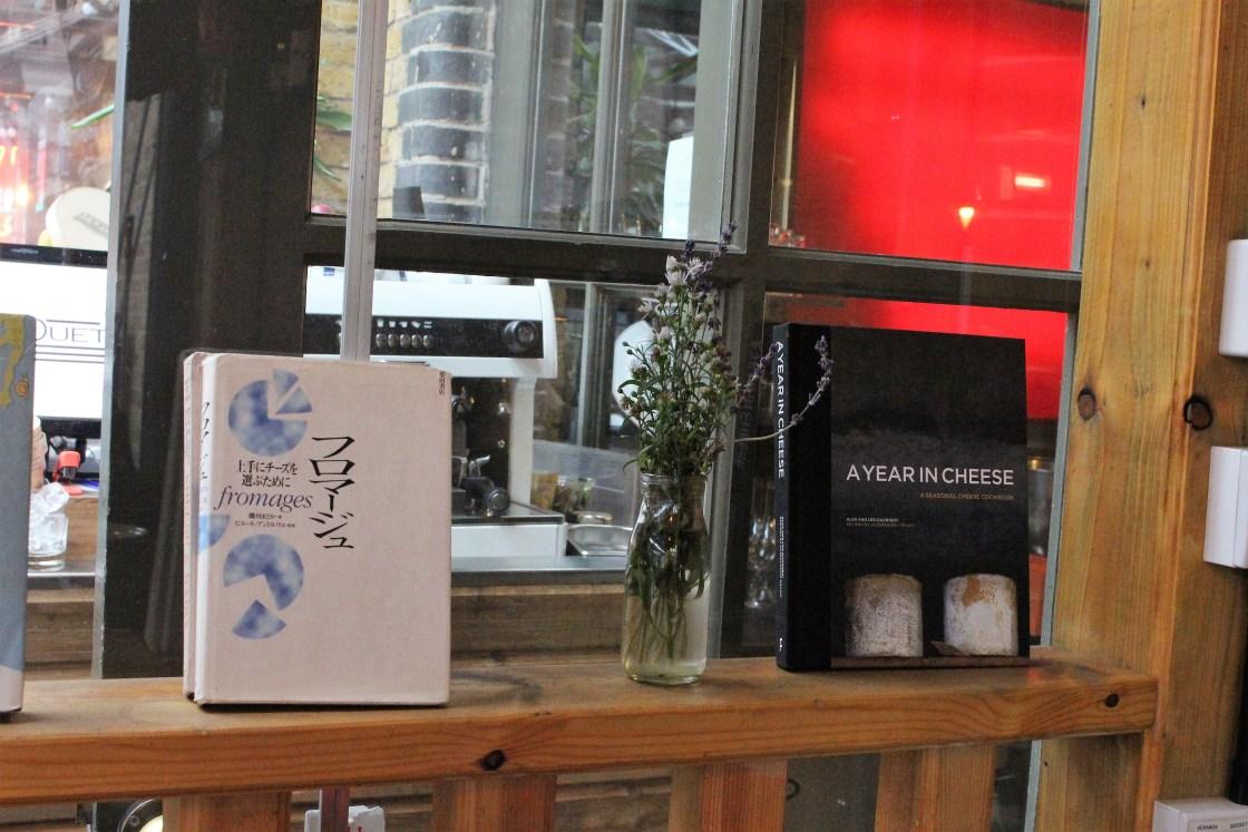 London fondue - try Abondance near Liverpool Street