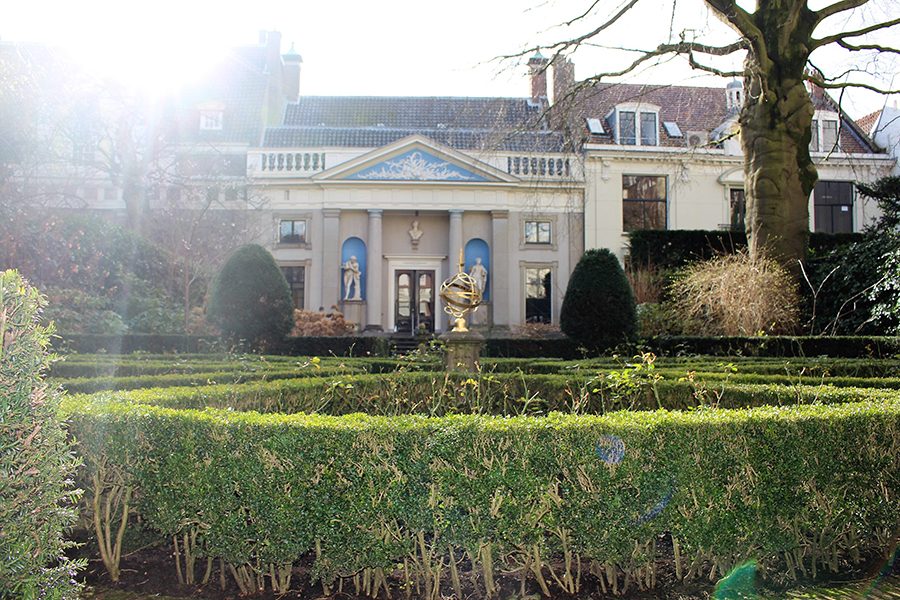 A weekend in Amsterdam - museums and stately homes