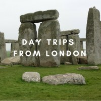 vlog day trips from london
