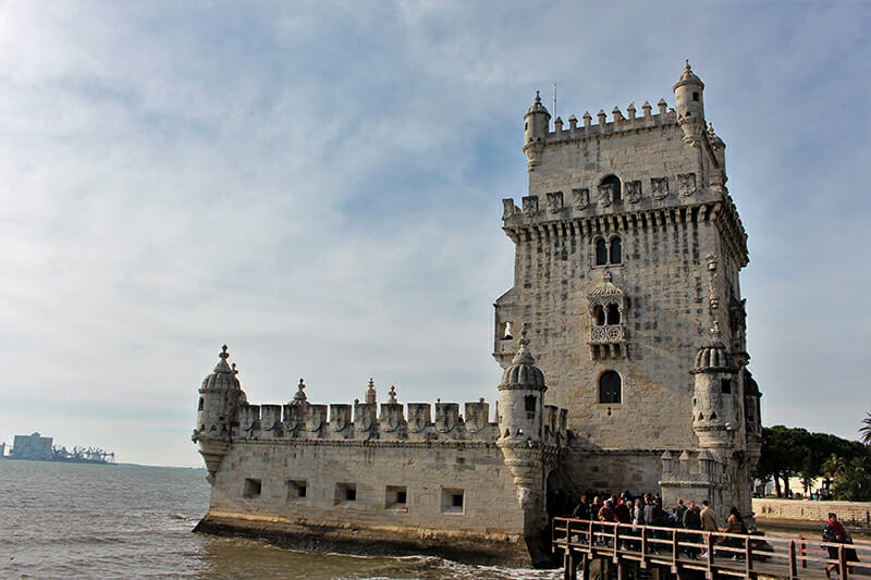 3 days in Lisbon - Belem Tower
