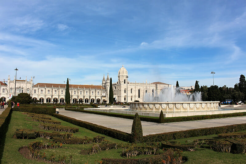 3 days in Lisbon - Jerónimos Monastery