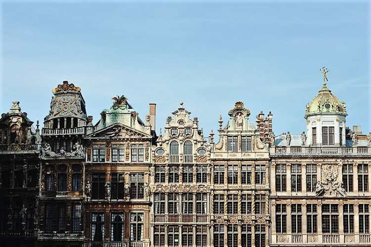 1 day in Brussels - Grand Place