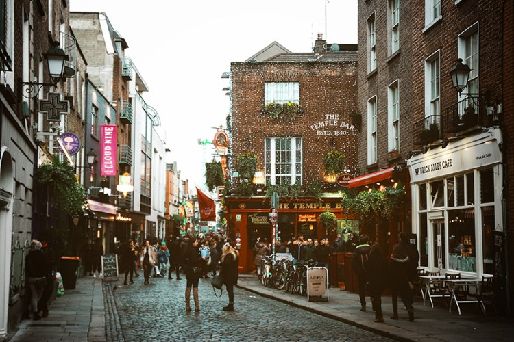 house sitting in Ireland you can't miss Dublin