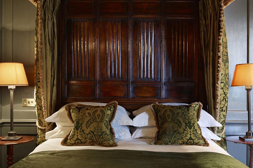 Batty Langleys hotel room