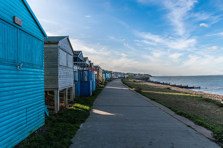 Whitstable is a gorgeous fishing village and very romantic for a break away in the UK