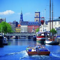 Family city break in Copenhagen