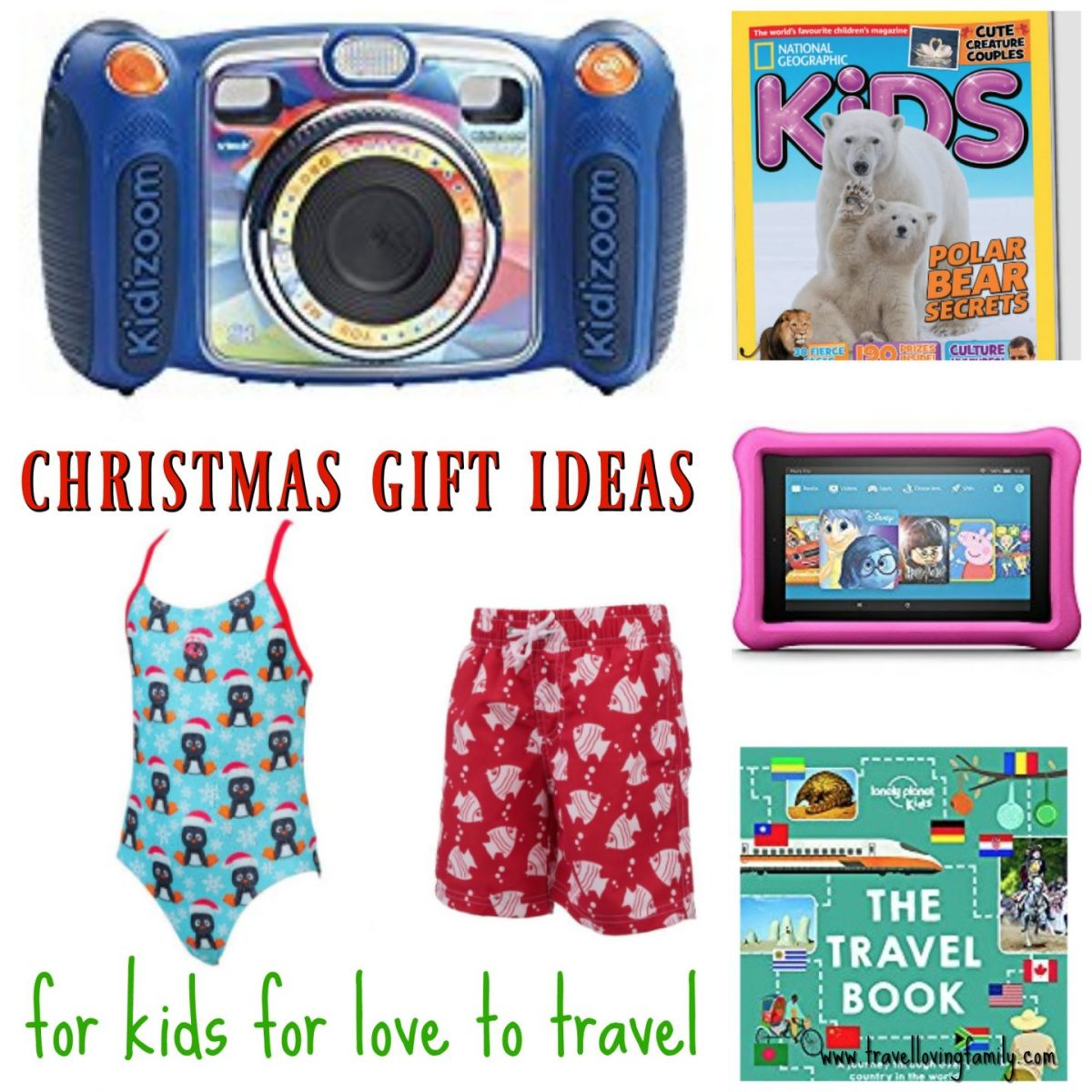 The best Christmas gifts for kids who love to travel | Travel Loving ...