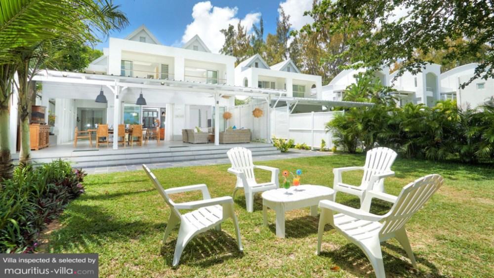 family villa Mauritius