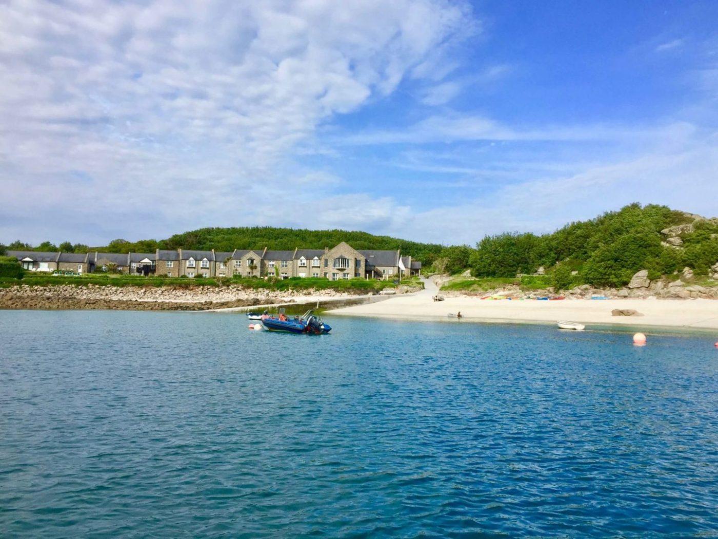 Scilly isles holidays Karma St Martin's