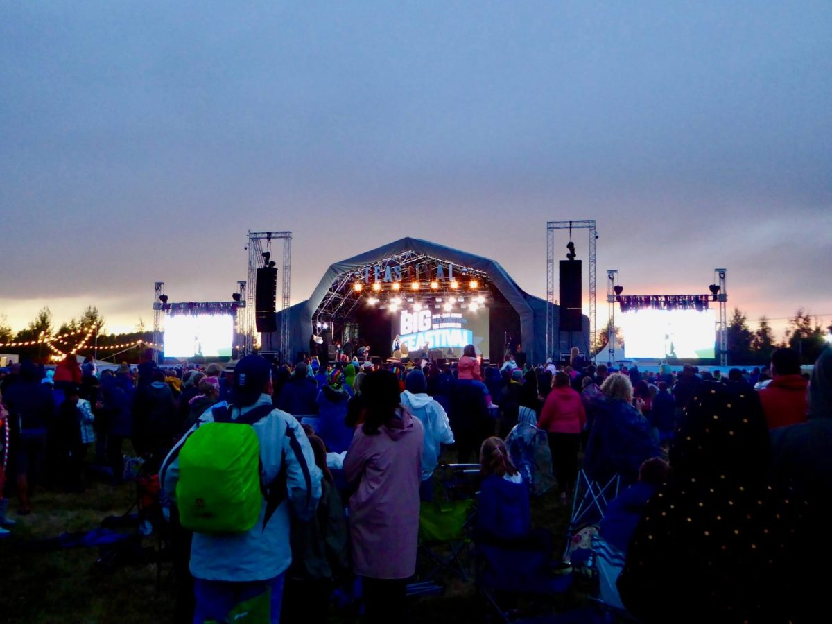 The Big Feastival 2018 main acts
