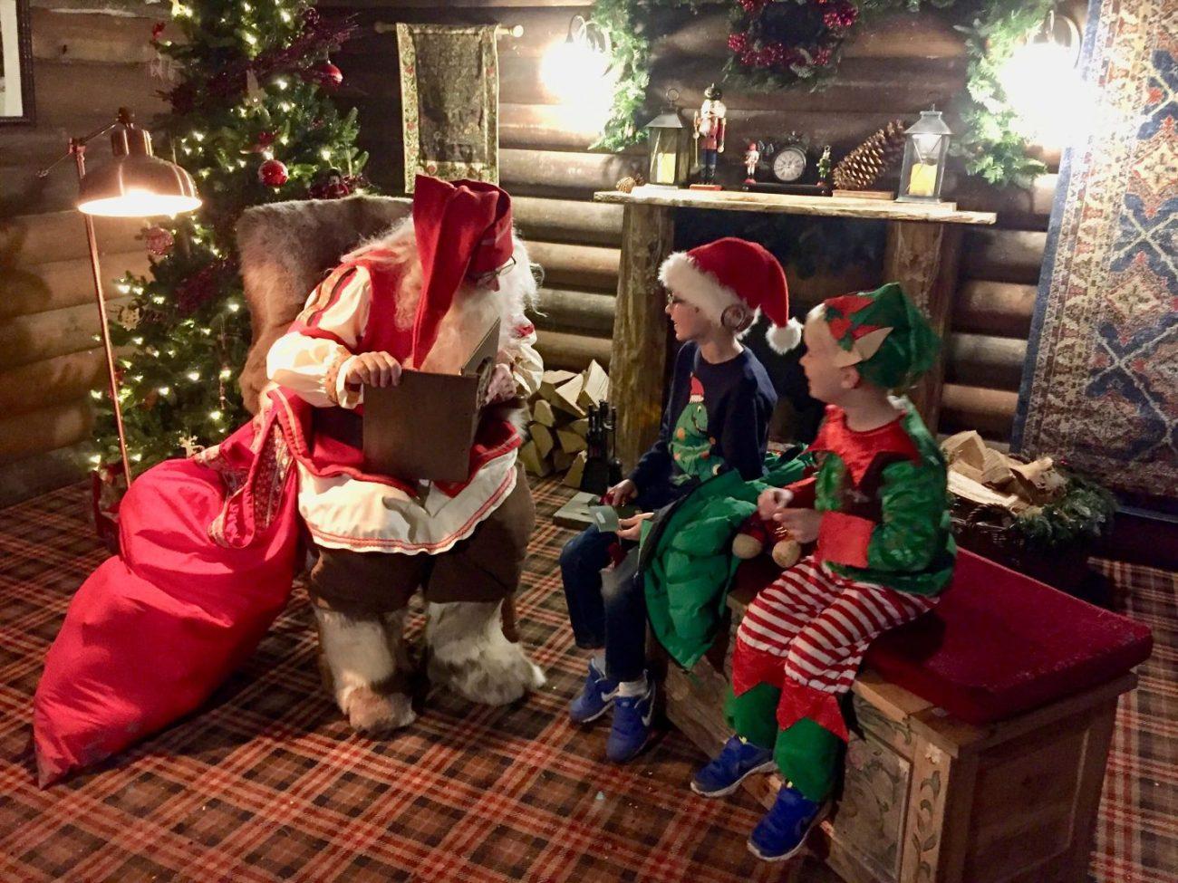 Lapland UK father christmas