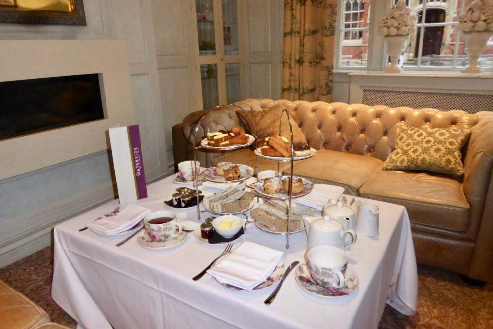 restaurants in Stratford upon Avon - afternoon tea