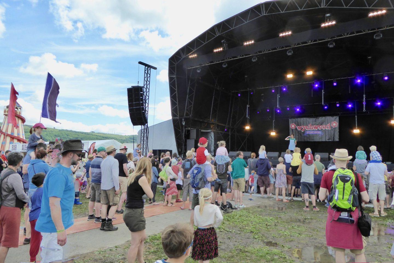 should I take kids to Wychwood Festival