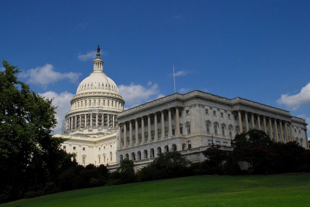 Capitool Washington D.C. Verenigde Staten