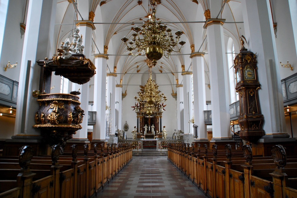 Trinitatis Kirke Kopenhagen Denemarken