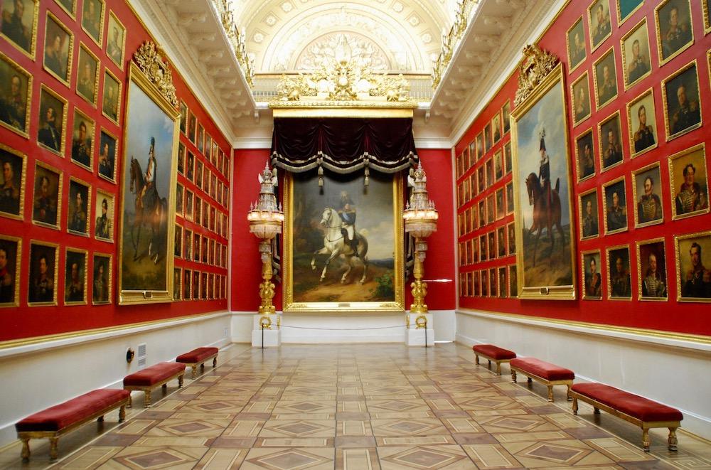 Hermitage Sint Petersburg Rusland