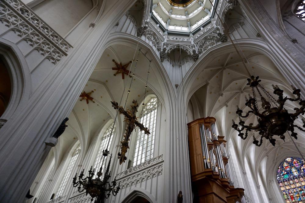 Onze-Lieve-Vrouwekathedraal Antwerpen België