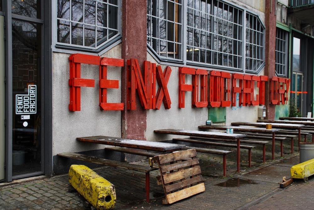 Eten in Rotterdam Fenix Food Factory