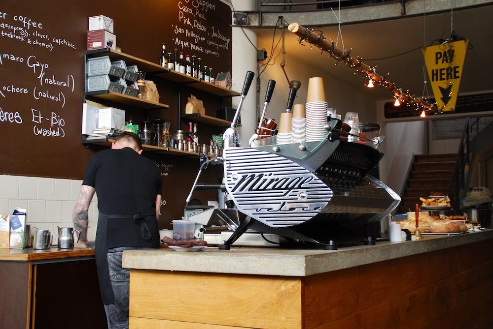 Eten in Rotterdam Hopper Coffeebar & Artisan Bakery