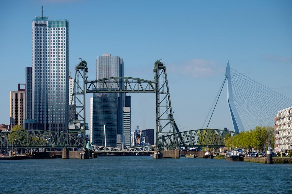 De Hef Noordereiland Rotterdam Nederland