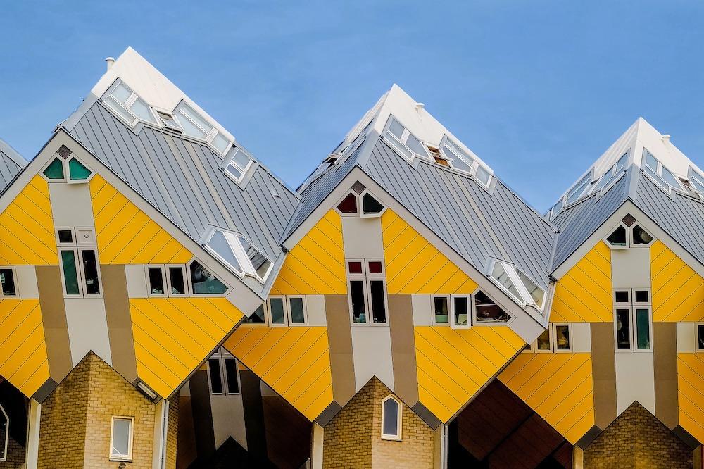 Kubuswoningen Rotterdam Nederland