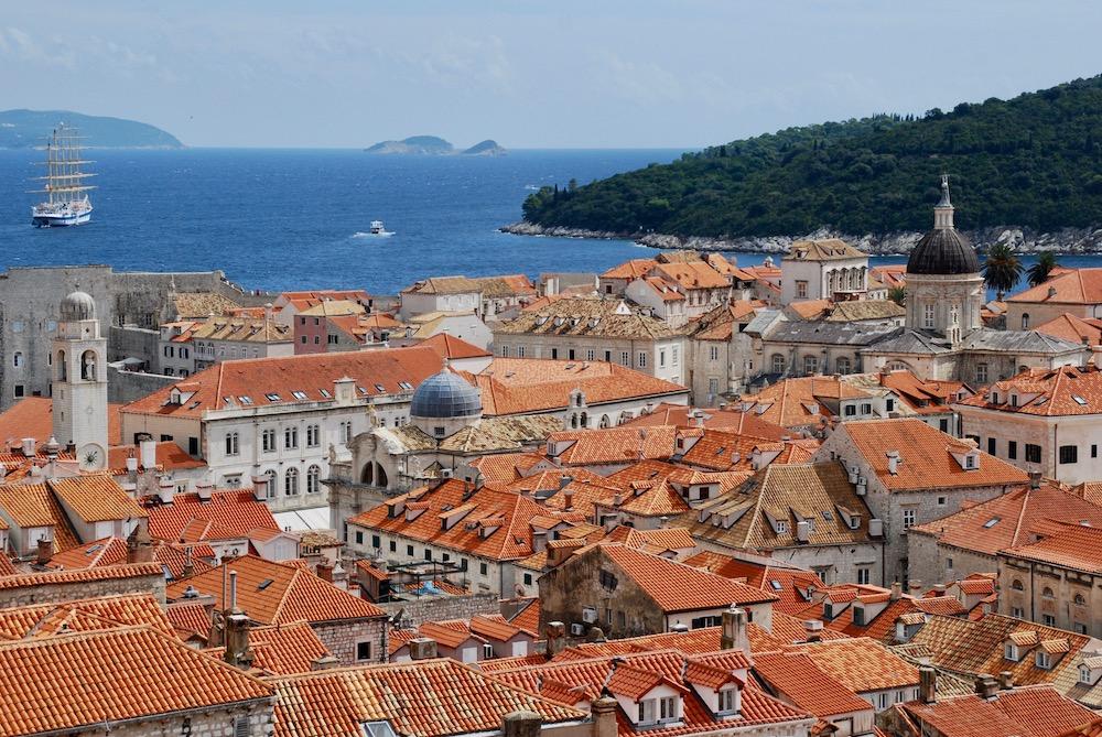 Lokrum Dubrovnik Kroatië