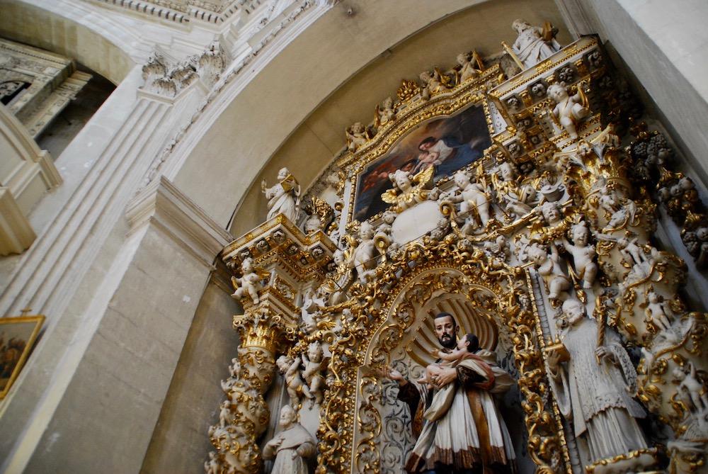 Kerk Lecce Italië