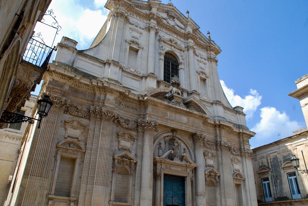 Lecce Italië
