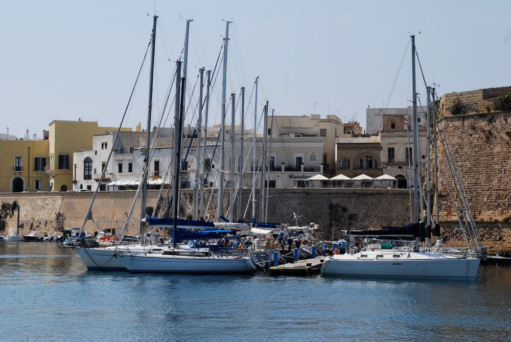 Gallipoli Puglia Italië