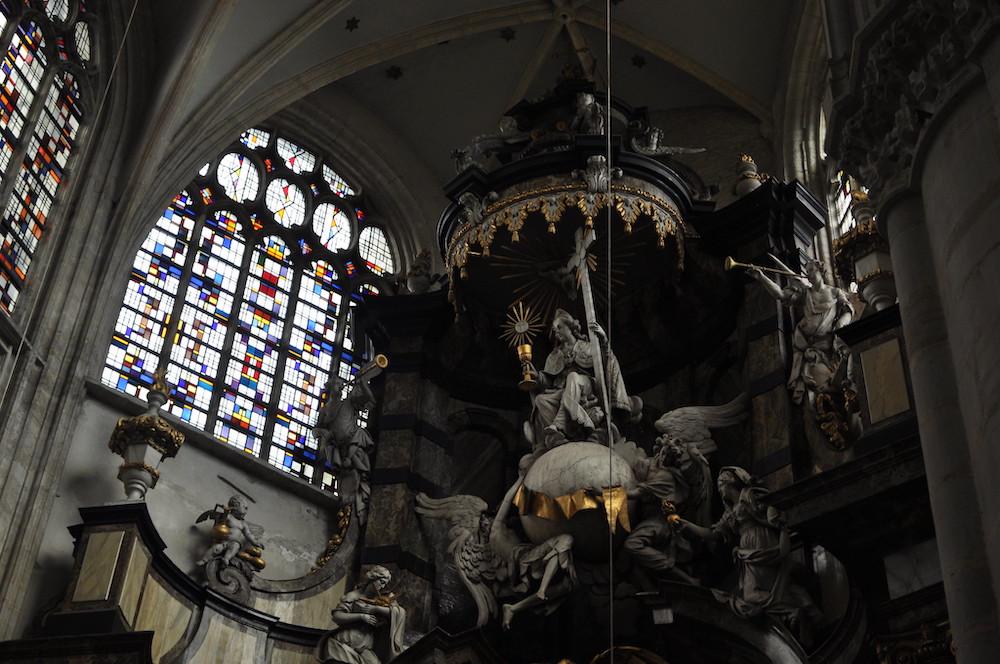 Onze-Lieve-Vrouw-Over-De-Dijlekerk Mechelen België