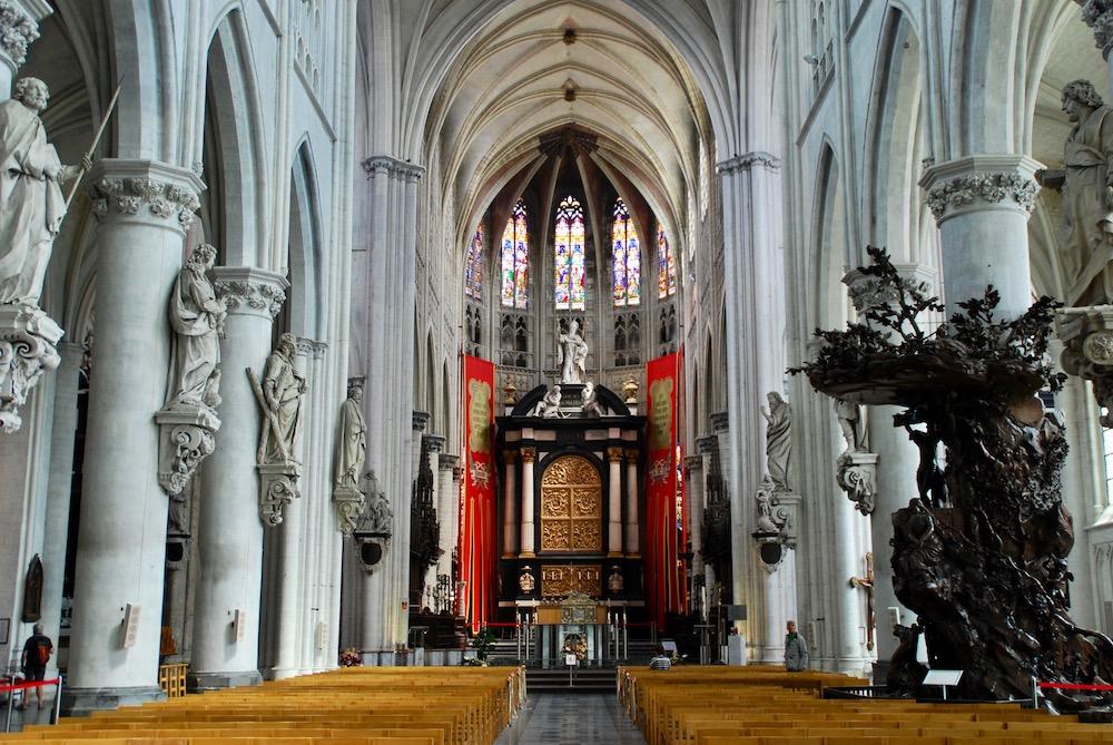 Sint-Romboutskathedraal Mechelen België