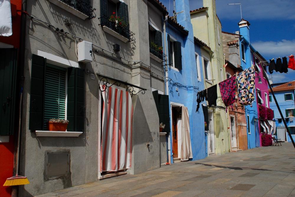 Burano Italië