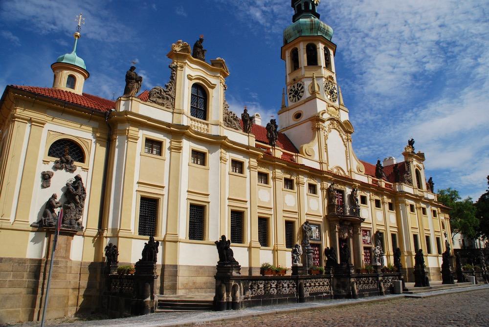 Loreta Heiligdom Praag Tsjechië