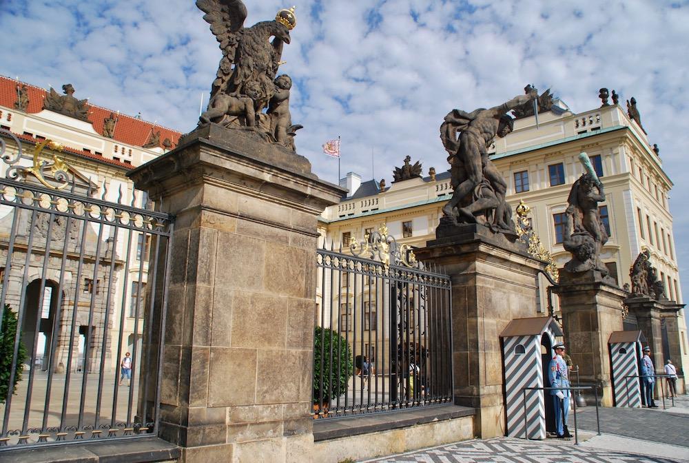 Praagse Burcht Tsjechië