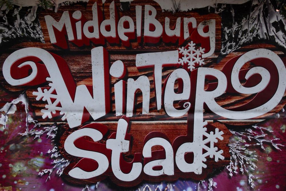 Middelburg Winterstad Nederland