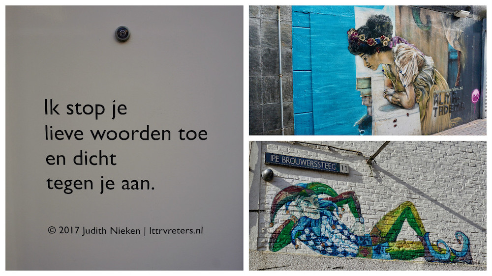 Kunst op straat Leeuwarden