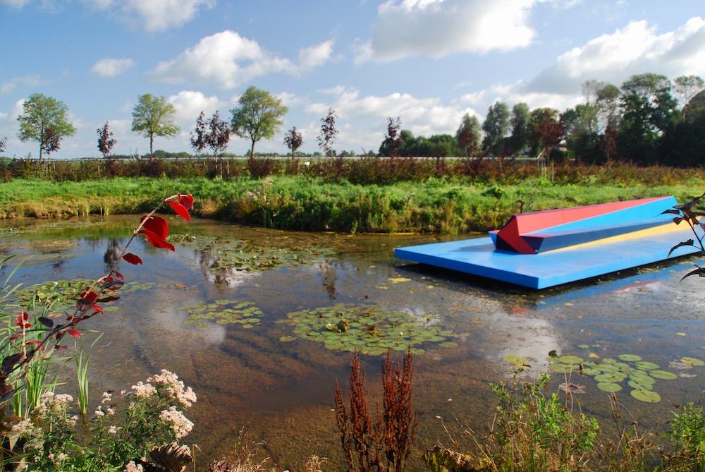 Park Vijversburg Tietjerk Nederland