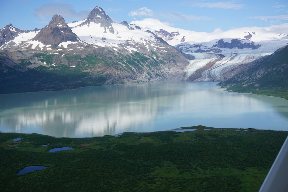 Katmai National Park Alaska Verenigde Staten
