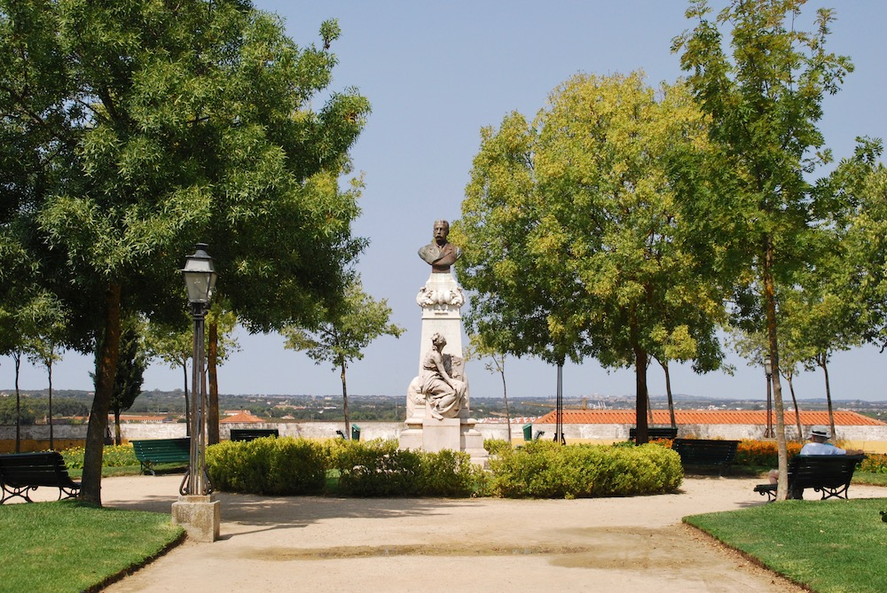 Jardim Público Évora Portugal