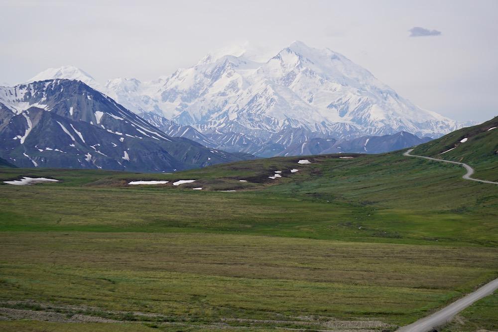 Mount Denali Alaska Verenigde Staten