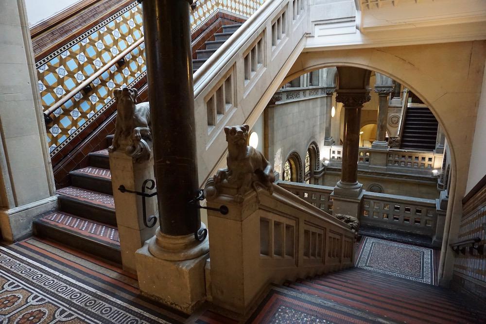 Leeds Central Library Verenigd Koninkrijk