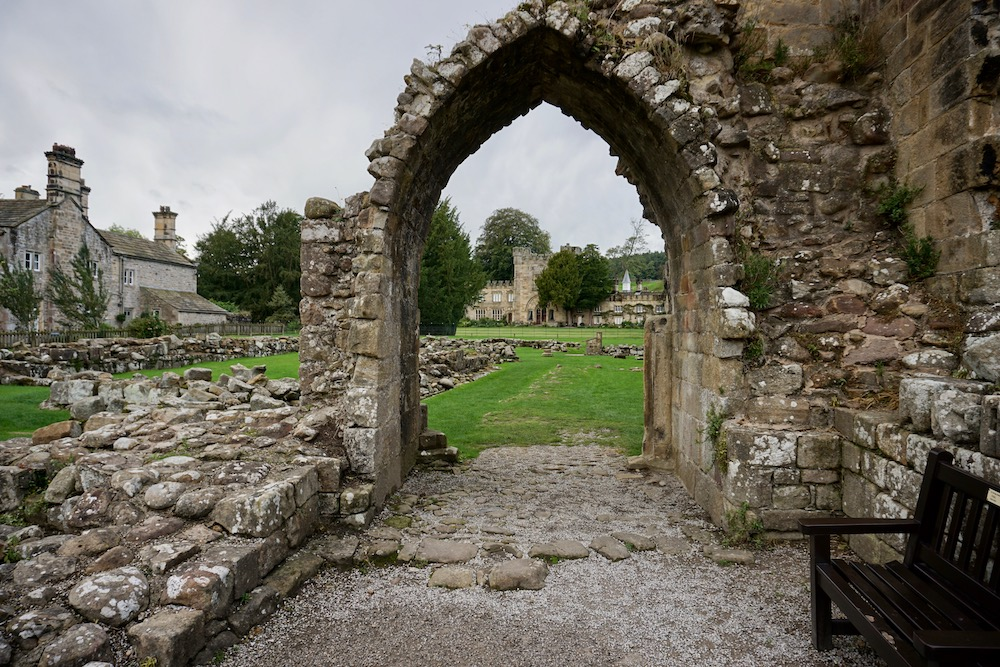 Bolton Abbey Leeds Verenigd Koninkrijk